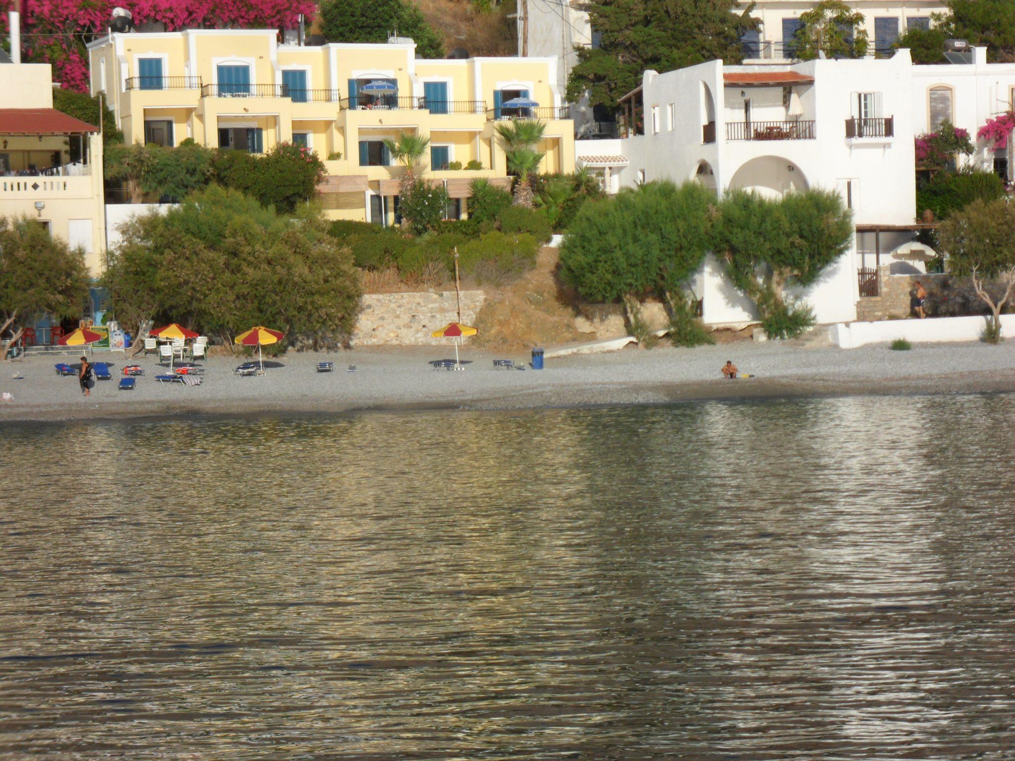 Acroyali Apartments in Myrties village at Kalymnos
