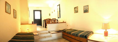 Acroyali Apartments, Myrties, Kalymnos - Accommodation