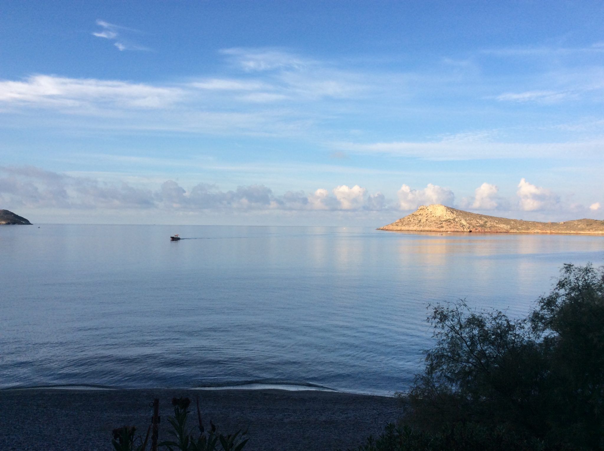 Ακρογιάλι Διαμερίσματα, Μυρτιές, Κάλυμνος - Θέα από τα Διαμερίσματα