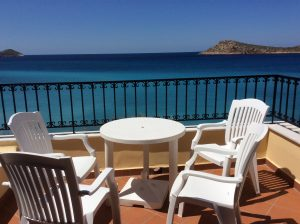 accommodation seaview compex semi detached apartments myrties kalymnos