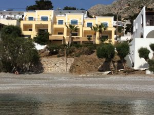 accommodation seaview semi detaches apartments myrties kalymnos climbing