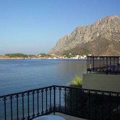 Acroyali Apartments, Myrties, Kalymnos - Accommodation
